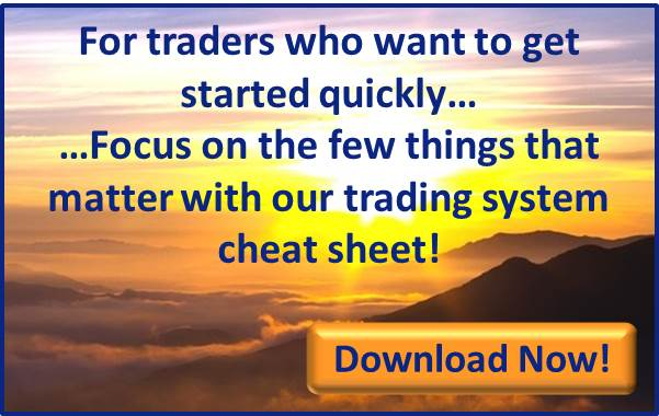 Trading System Development Cheat Sheet